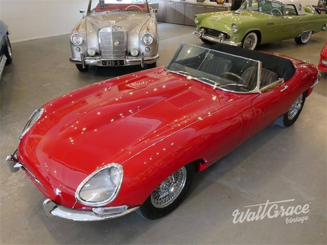 Picture of 1967 Jaguar XKE located in Miami Florida - $130,000.00 Offered by  - OQPX