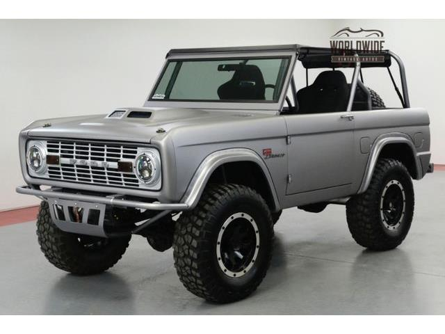 Picture of '77 Bronco - OQQ6