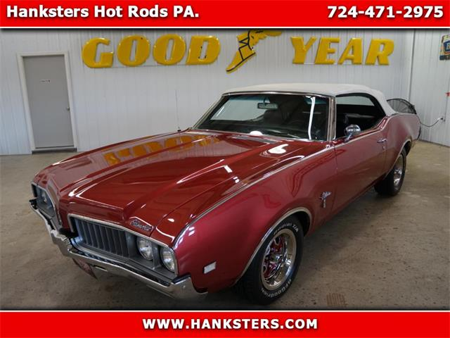 Picture of 1969 Cutlass Offered by  - OQQL