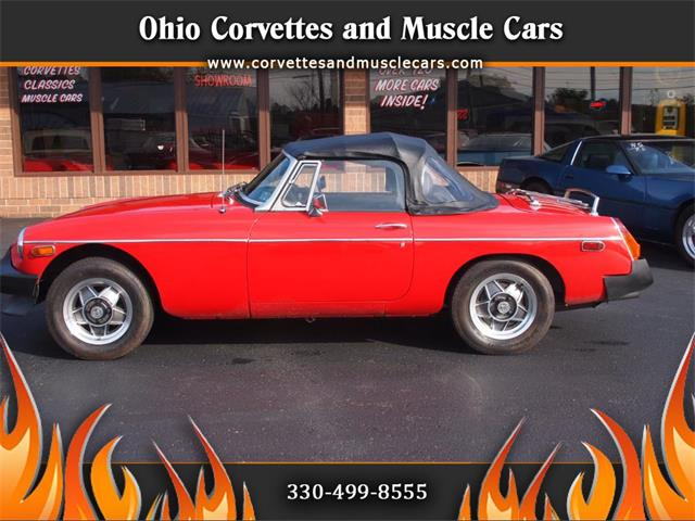 Picture of '78 MGB located in Ohio Offered by  - OQQM