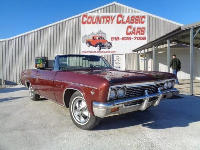 Picture of '66 Impala - OQQS