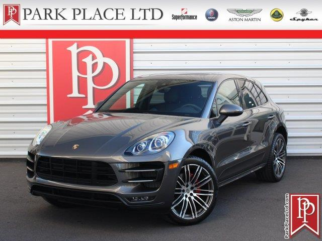 Picture of 2015 Macan located in Bellevue Washington - OQQZ