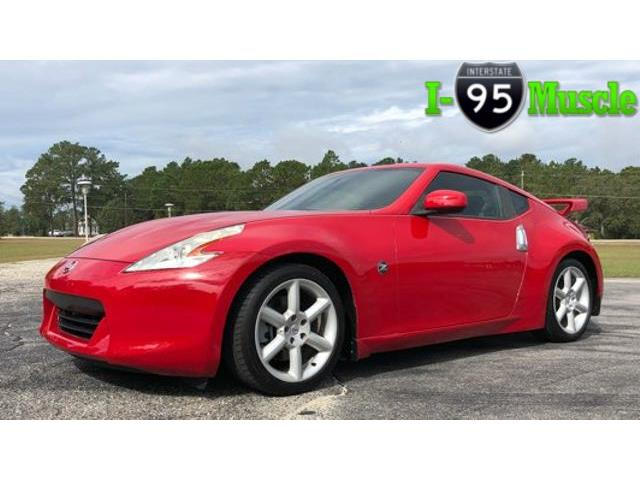 Picture of '10 Nissan 370Z located in Hope Mills North Carolina - OQSF