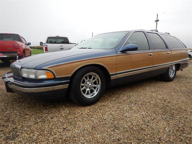 Picture of '96 Roadmaster - ONDP