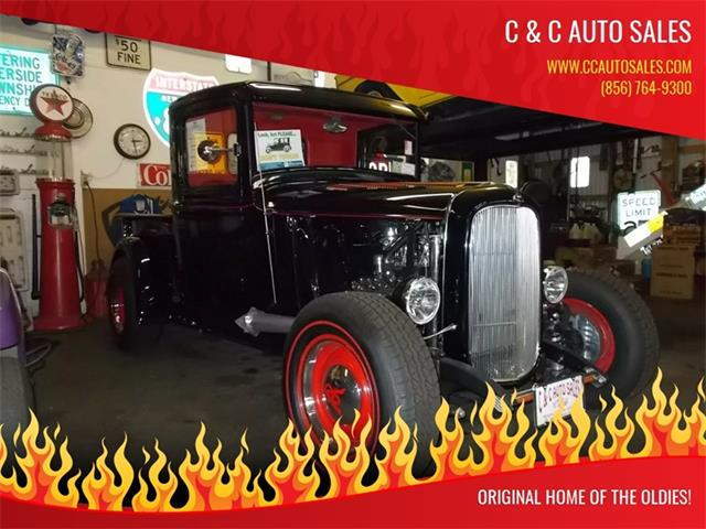 Picture of '32 Ford Model A - $35,995.00 Offered by  - OQTH