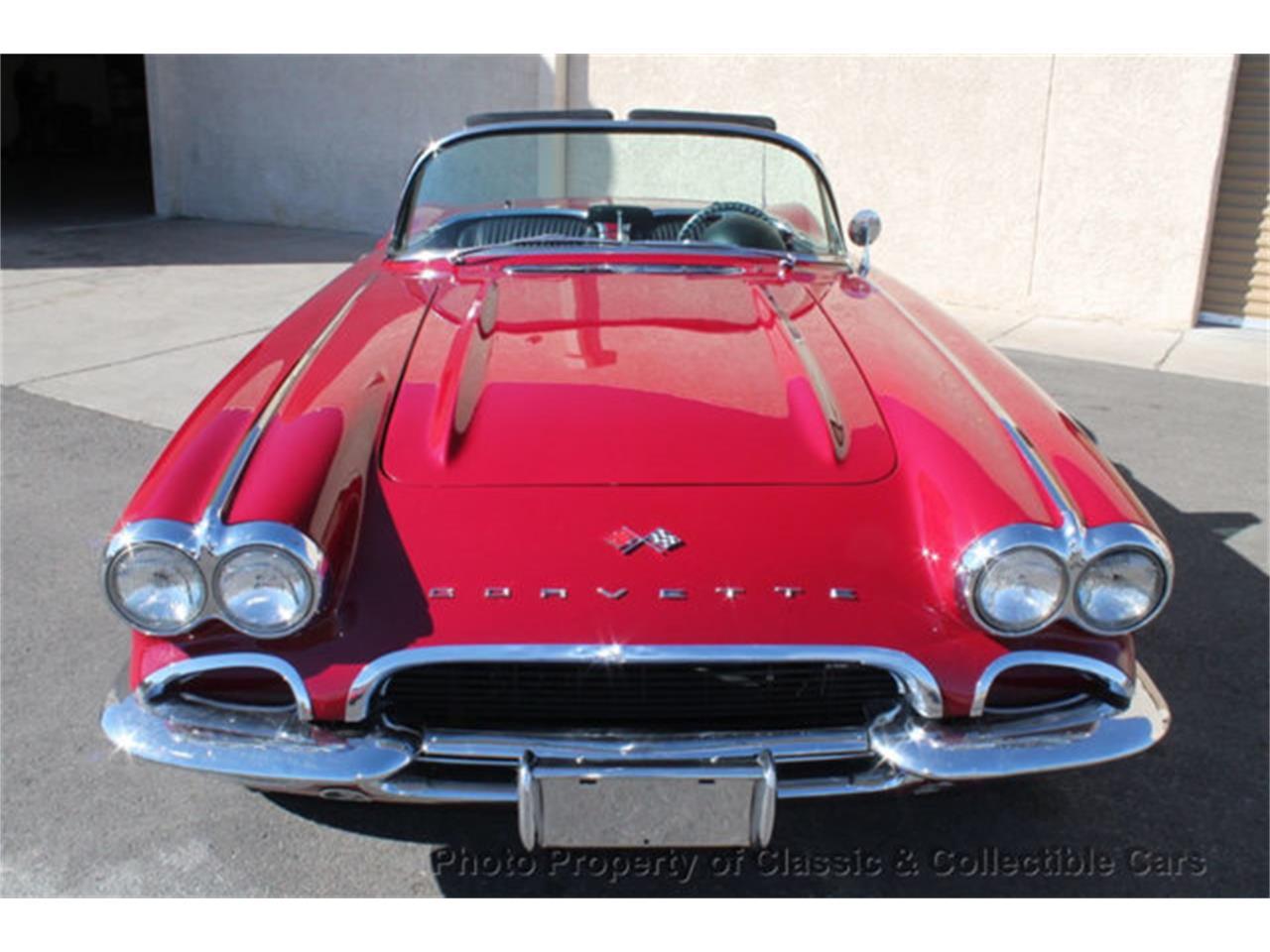 Large Picture of '62 Corvette - OQTJ