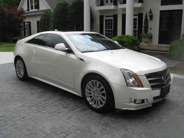 Picture of '11 CTS - OQTV