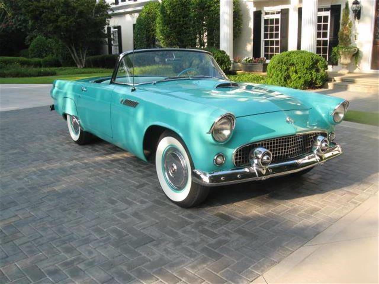 Large Picture of '55 Thunderbird - OQU1
