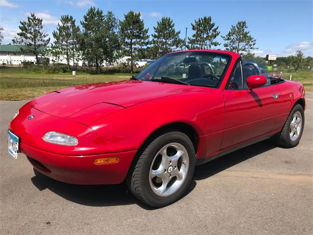 Picture of 1995 Mazda Miata located in Minnesota - $7,000.00 Offered by  - OQUB