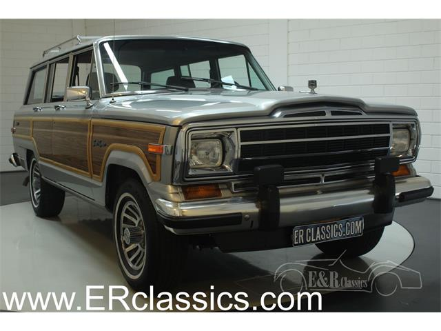 Picture of '91 Grand Wagoneer - OQUX