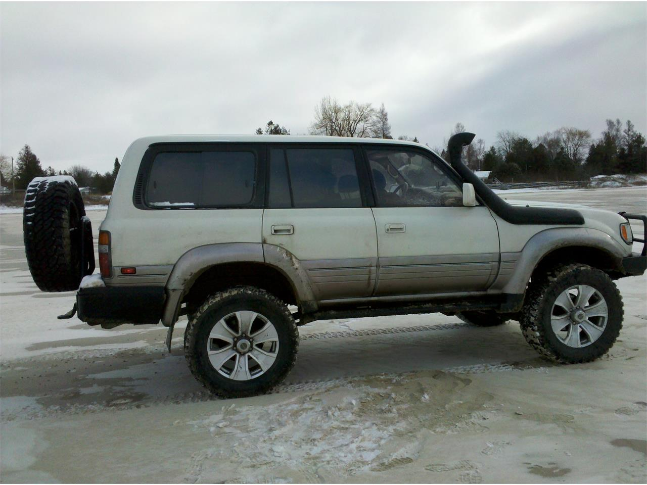 For Sale: 1997 Lexus LX450 in Thornhill, Ontario