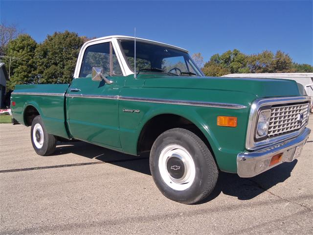 Picture of '72 C10 - OQVE