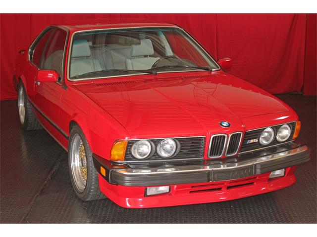 Picture of 1987 BMW M6 located in California Offered by  - OQVG