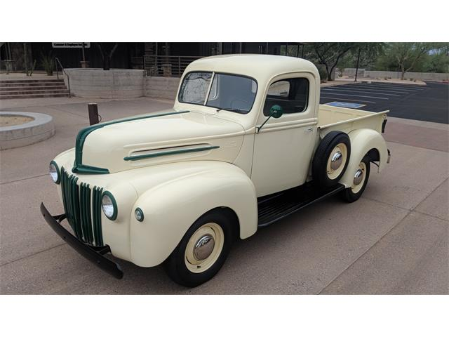 Picture of Classic 1945 Pickup located in North Scottsdale Arizona - OQVH