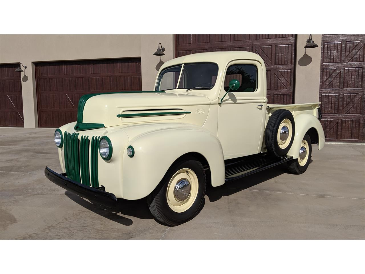 Large Picture of Classic '45 Ford Pickup located in Arizona - $44,000.00 Offered by a Private Seller - OQVH