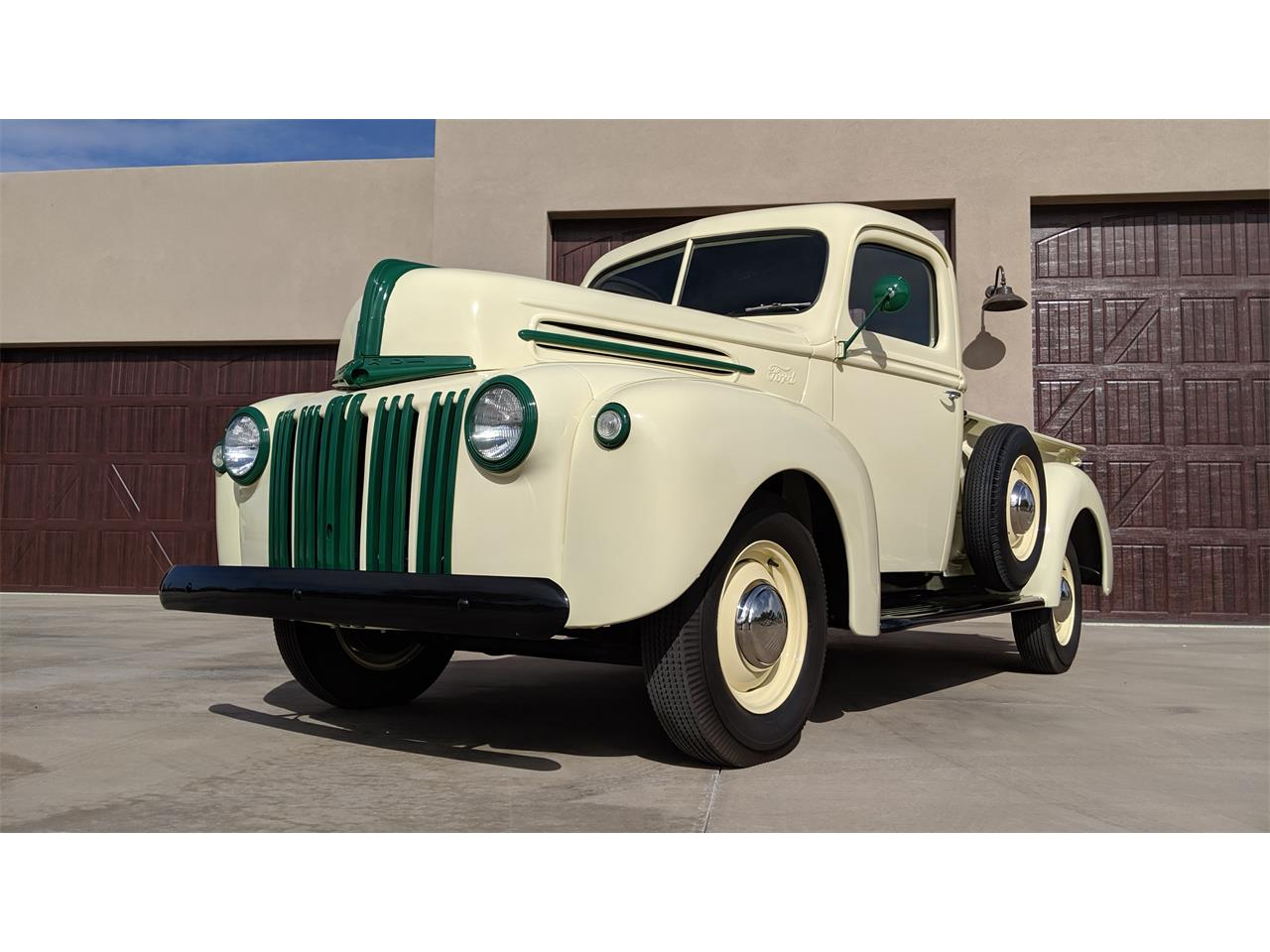Large Picture of 1945 Pickup - OQVH