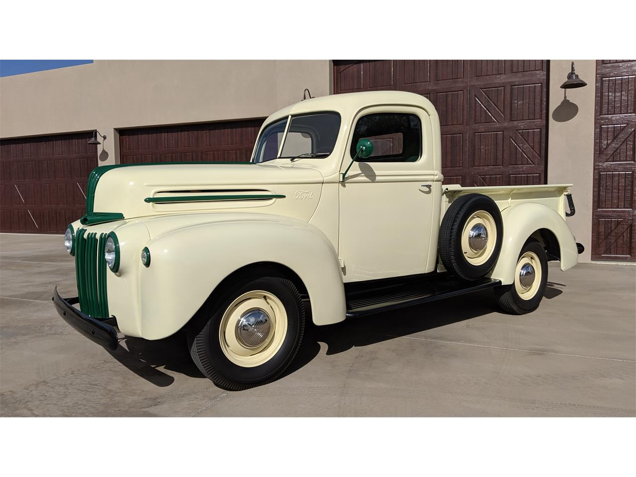 Large Picture of Classic '45 Pickup located in North Scottsdale Arizona - $44,000.00 Offered by a Private Seller - OQVH