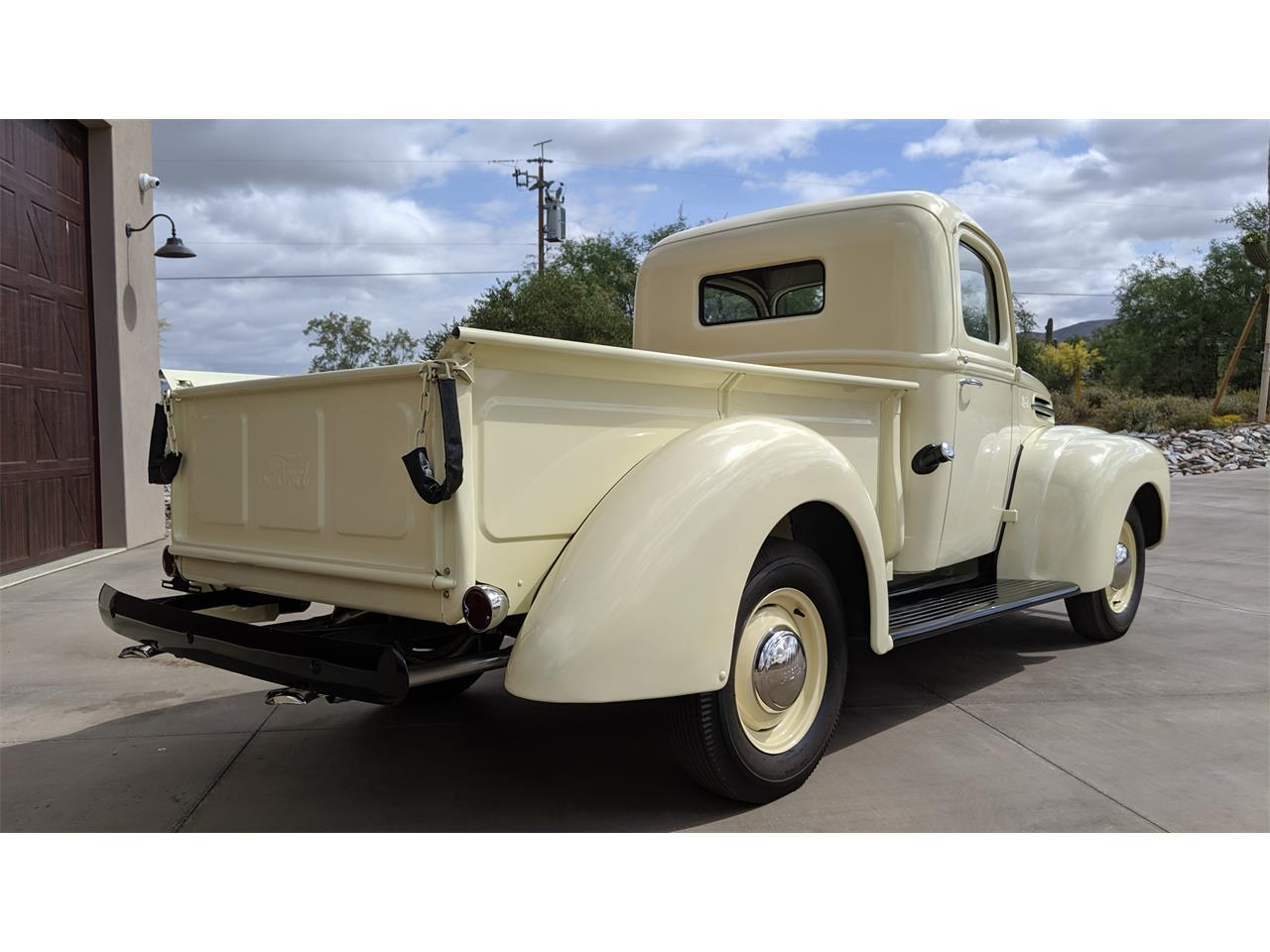 Large Picture of Classic 1945 Ford Pickup - $44,000.00 Offered by a Private Seller - OQVH