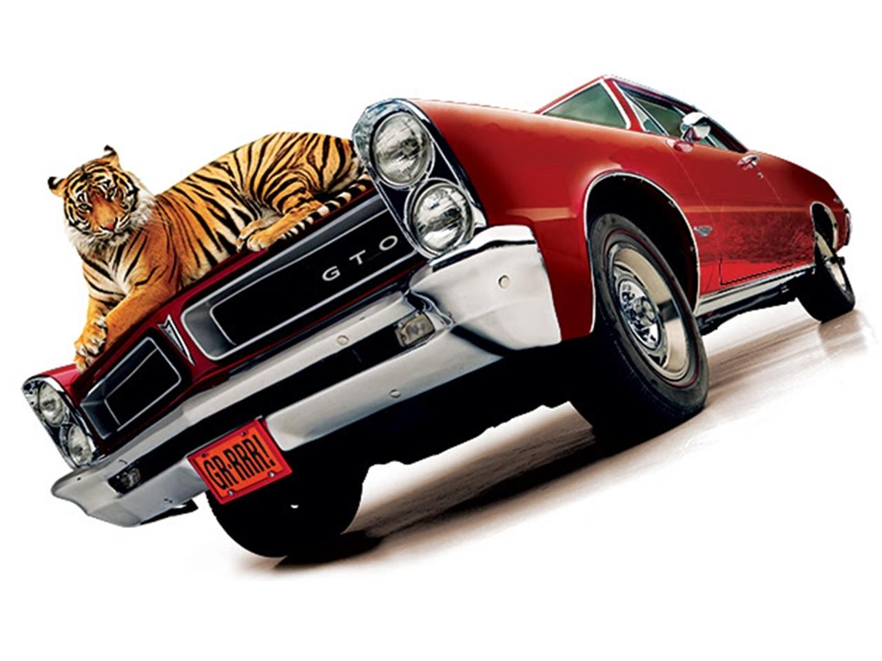 Large Picture of Classic '65 GTO located in Oregon Offered by a Private Seller - OQVM