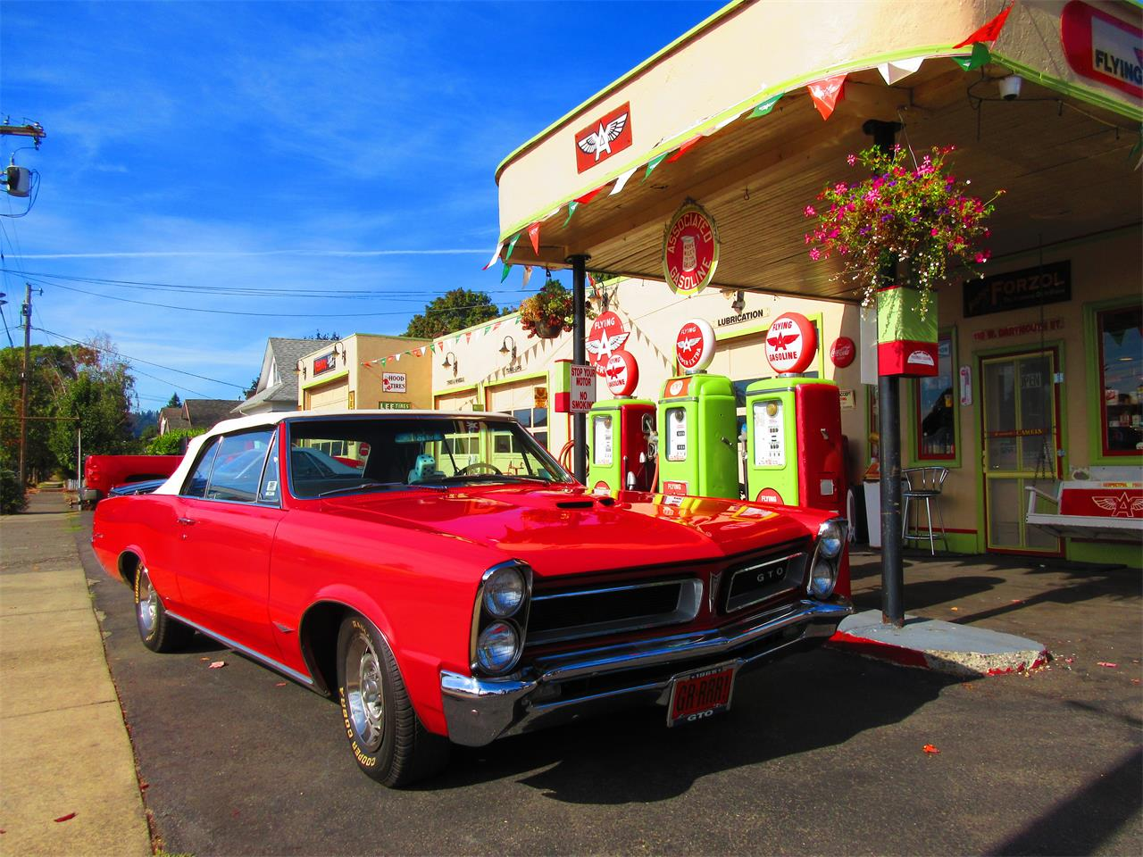 Large Picture of Classic 1965 GTO Offered by a Private Seller - OQVM