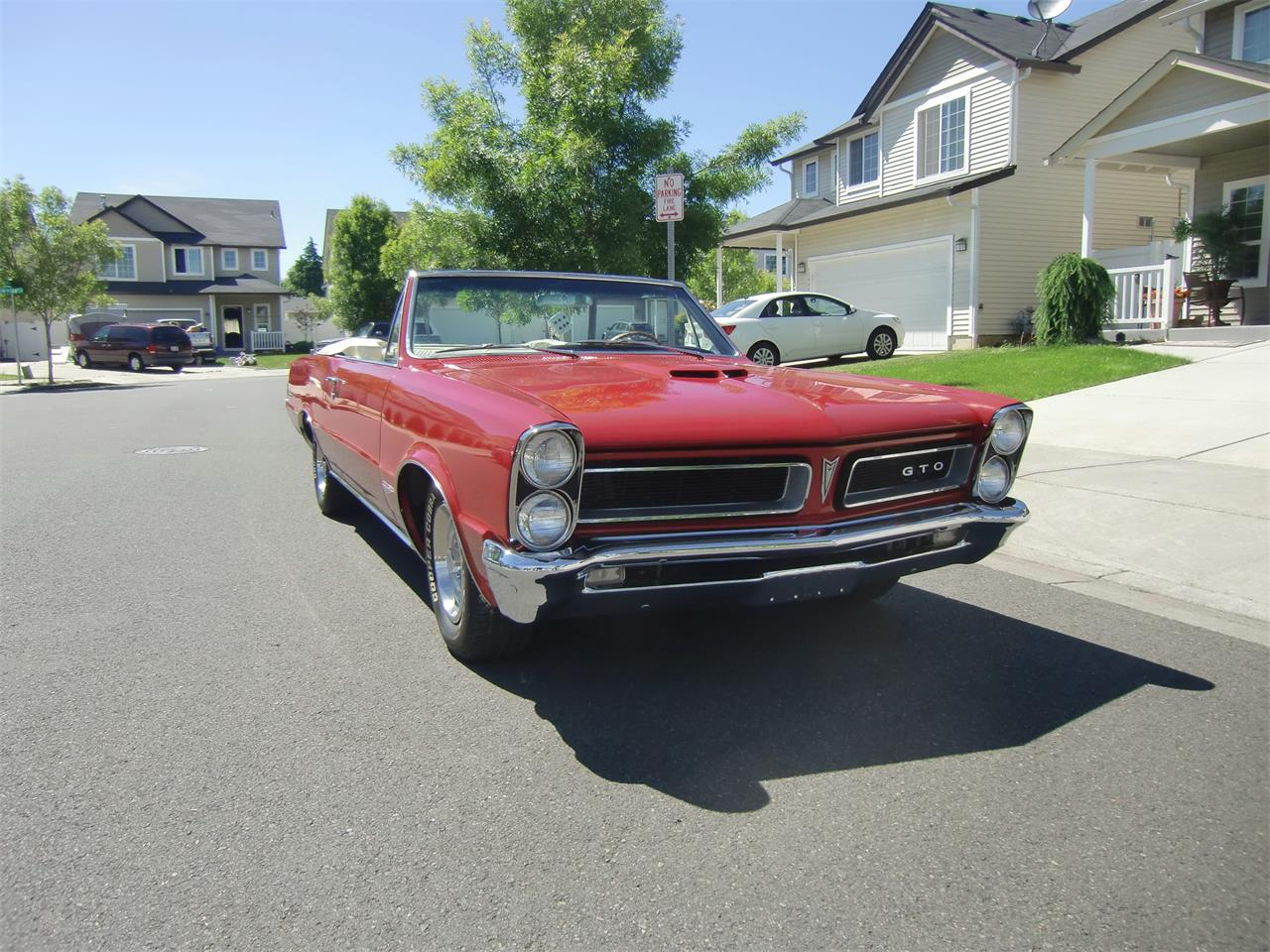 Large Picture of '65 GTO located in Portland Oregon Offered by a Private Seller - OQVM