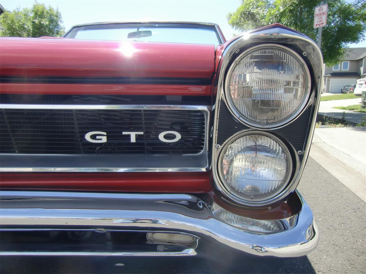 Large Picture of 1965 Pontiac GTO - OQVM