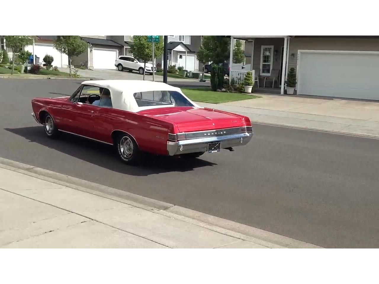 Large Picture of 1965 GTO Offered by a Private Seller - OQVM