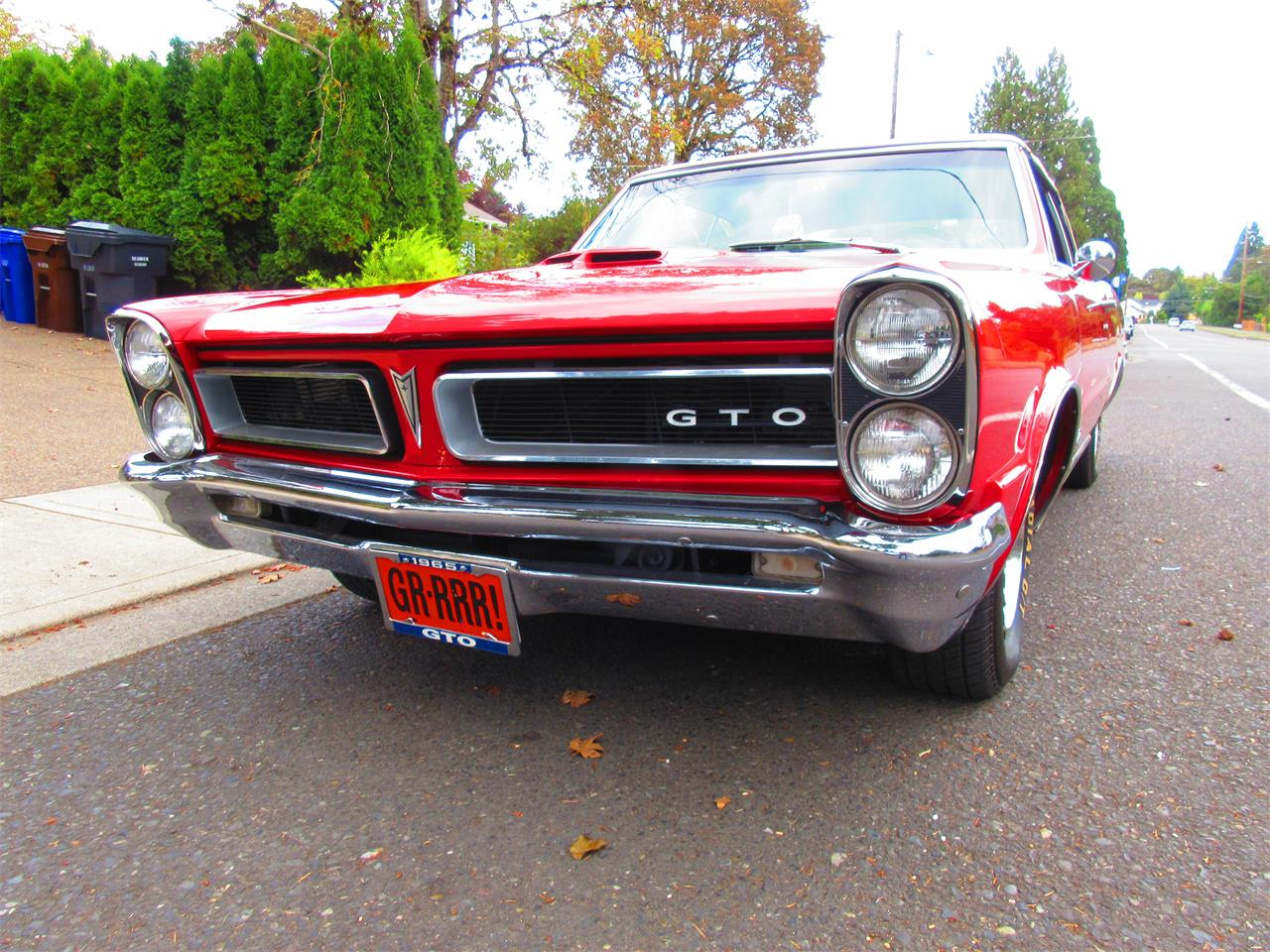 Large Picture of 1965 Pontiac GTO located in Oregon - $69,990.00 Offered by a Private Seller - OQVM