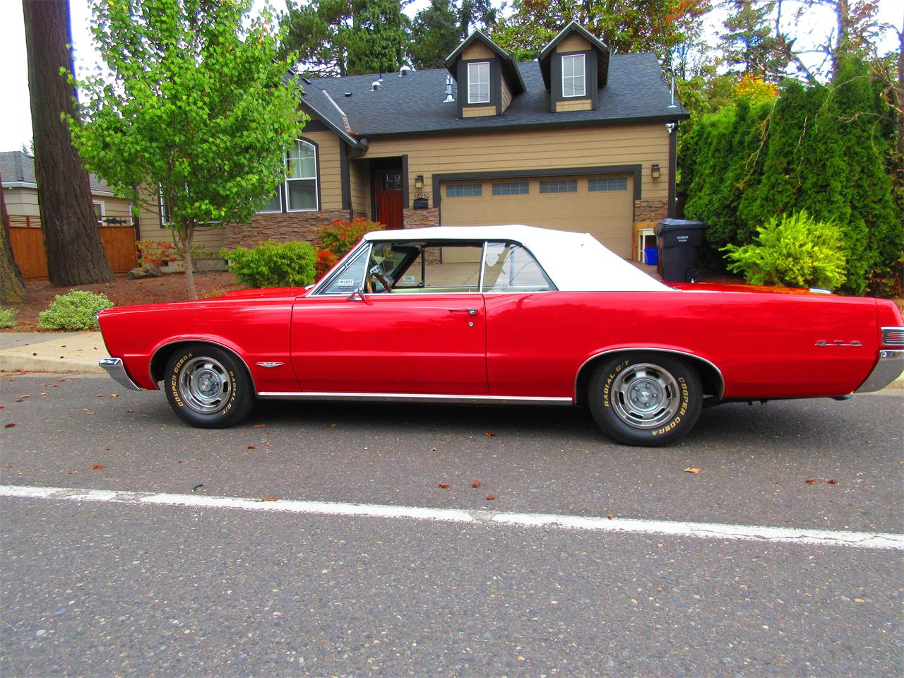 Large Picture of Classic '65 Pontiac GTO located in Oregon - $69,990.00 - OQVM