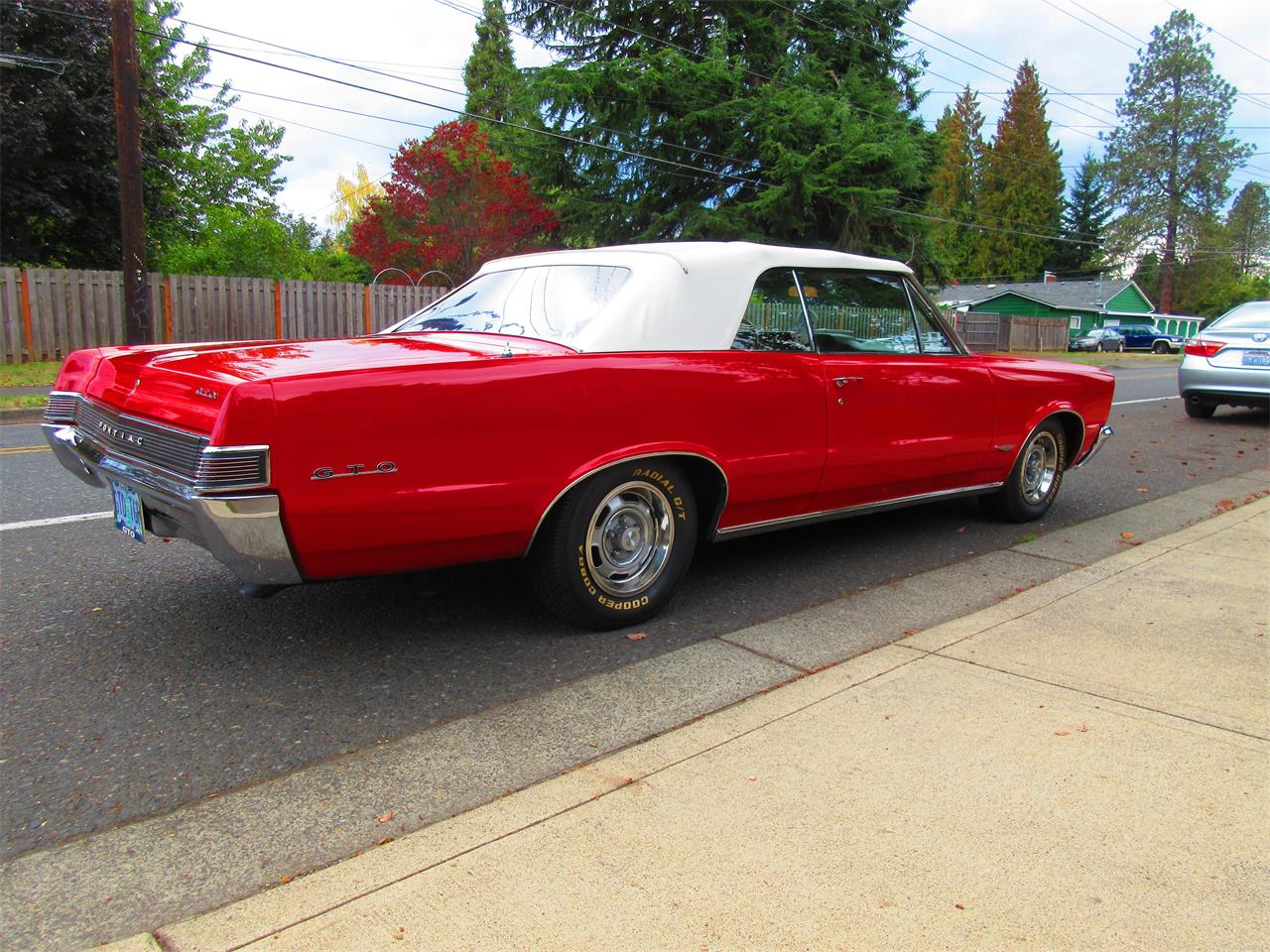 Large Picture of 1965 GTO - OQVM