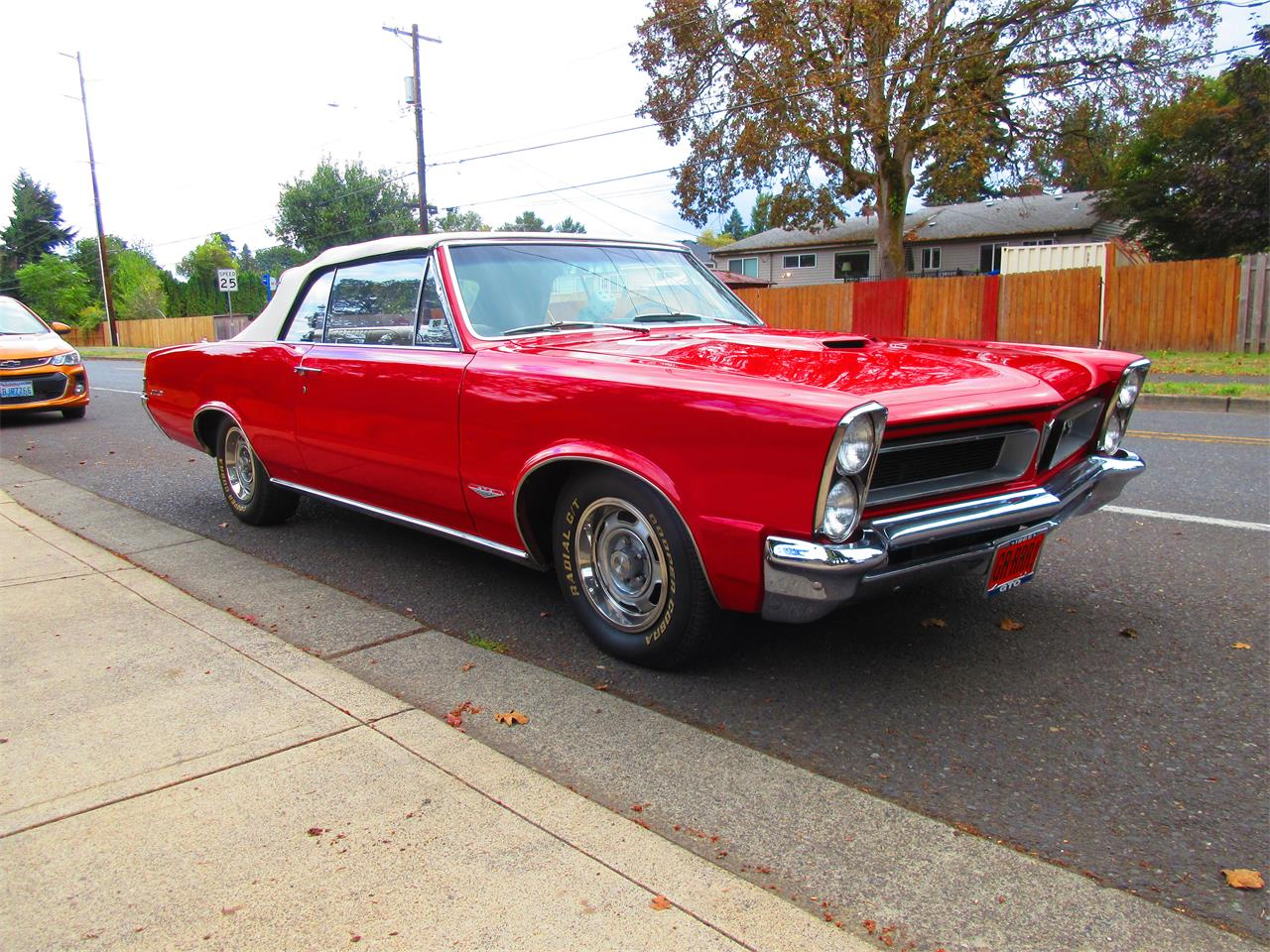 Large Picture of 1965 GTO located in Portland Oregon Offered by a Private Seller - OQVM