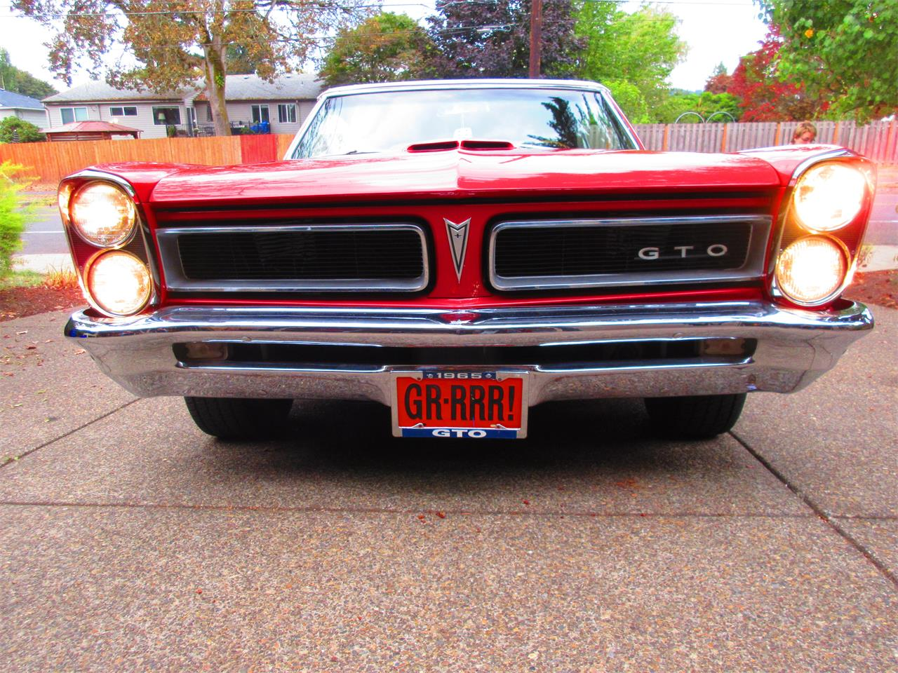 Large Picture of '65 Pontiac GTO located in Oregon - $69,990.00 Offered by a Private Seller - OQVM