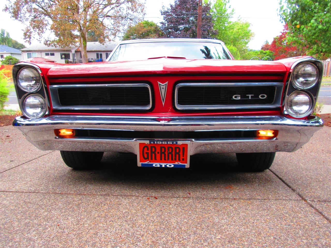 Large Picture of 1965 Pontiac GTO - $69,990.00 - OQVM