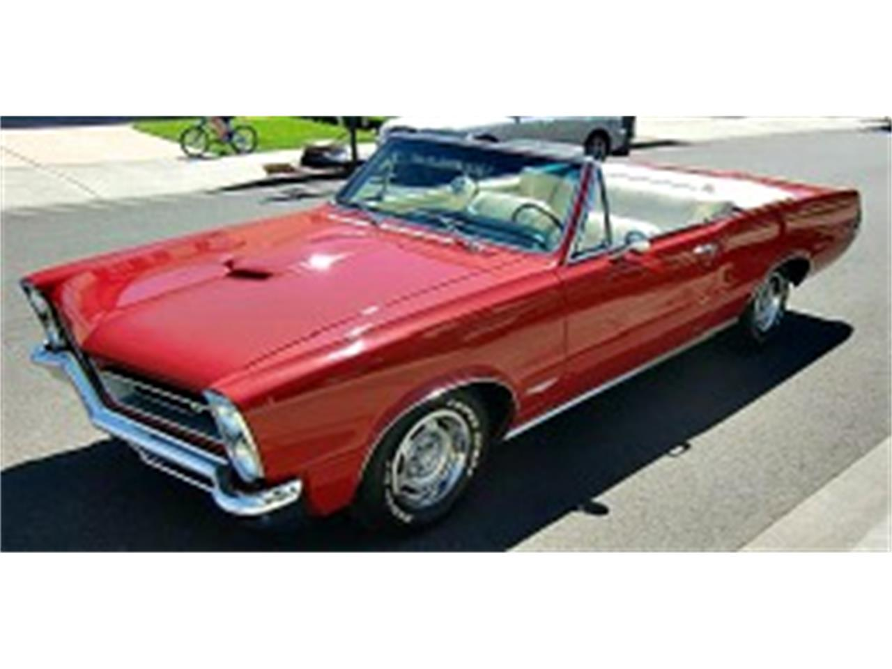 Large Picture of Classic '65 Pontiac GTO located in Portland Oregon - $69,990.00 - OQVM