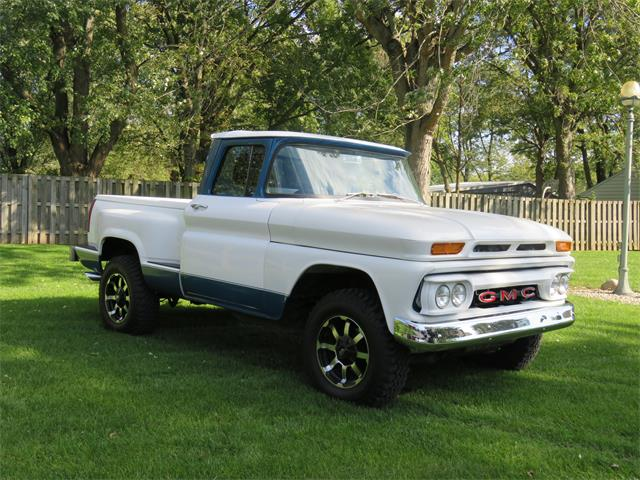 Picture of '62 Sierra - OQVS