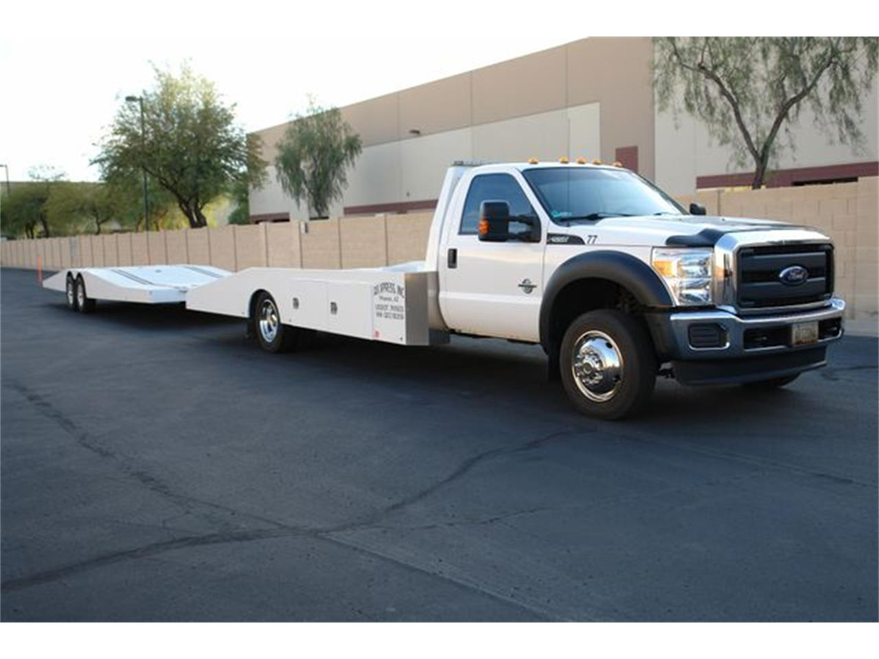Ford F550 For Sale >> For Sale 2016 Ford F550 In Phoenix Arizona