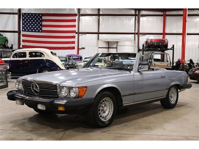Picture of '84 380SL - OQWQ