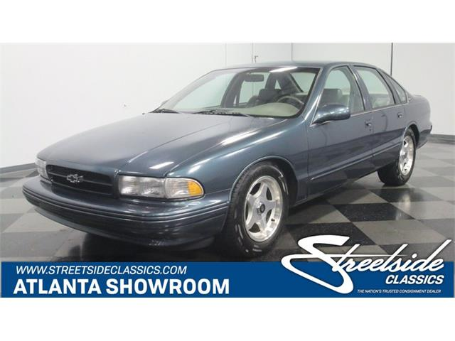 Picture of '96 Impala - OQX6