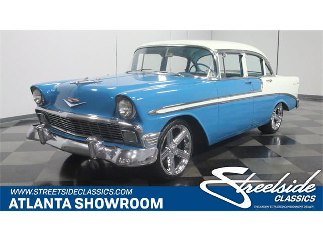 Picture of Classic '56 Chevrolet Bel Air located in Georgia - $23,995.00 Offered by  - OQXD