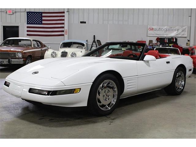 Picture of 1994 Chevrolet Corvette - OQXH