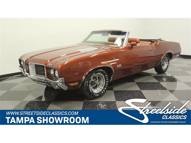 Picture of Classic 1971 Oldsmobile 442 located in Florida - OQXI