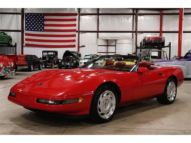 Picture of '92 Chevrolet Corvette located in Michigan - OQXN