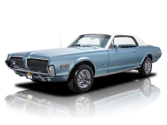 Picture of '68 Cougar - OQXQ