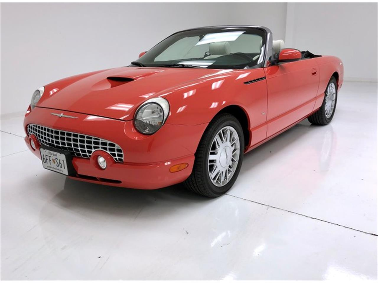 Large Picture of '03 Thunderbird - OQY2
