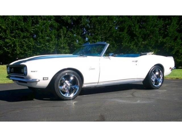 Picture of 1968 Chevrolet Camaro located in Greensboro North Carolina Auction Vehicle - OQYC