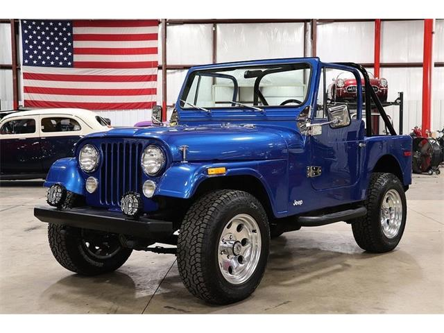 Picture of '78 Jeep CJ7 - $28,900.00 Offered by  - OQZ3