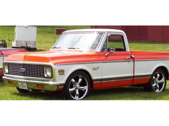 Picture of '72 C10 - OQZQ