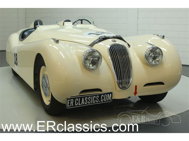 Picture of Classic '56 Jaguar XK120 Offered by  - OR0D