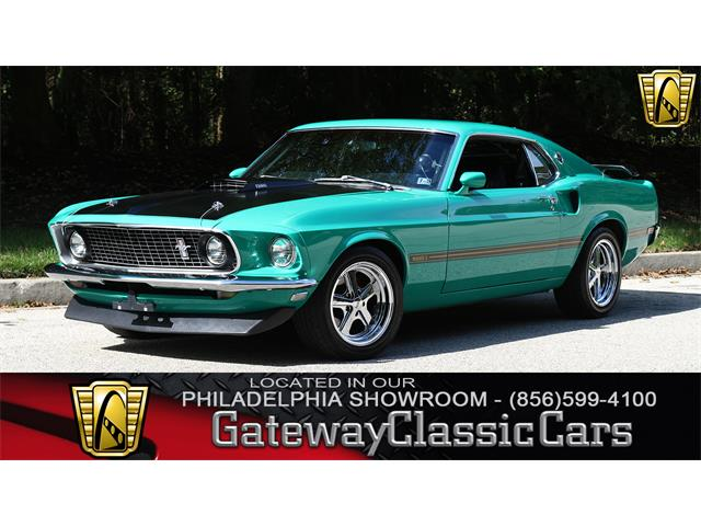 Picture of '69 Mustang - OR19