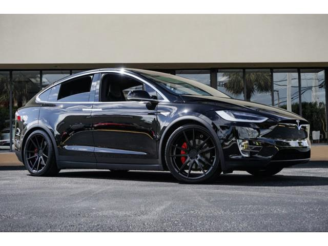 Picture of '16 Model X - ONPR